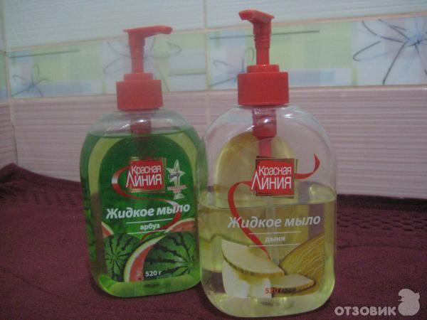Жидкое мыло слишком жидкое