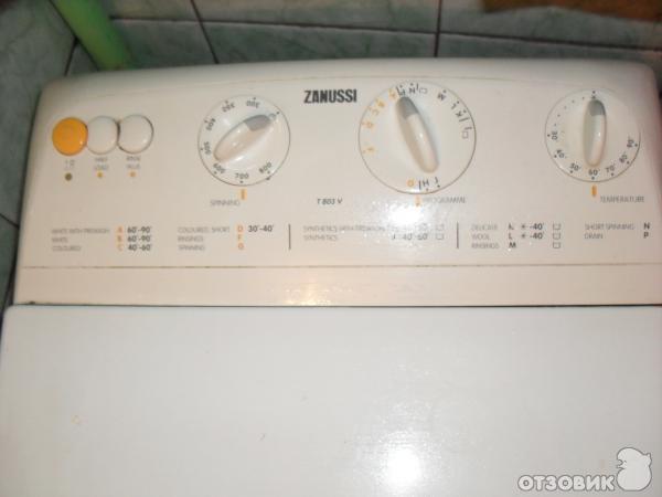 Стиральная машина Zanussi
