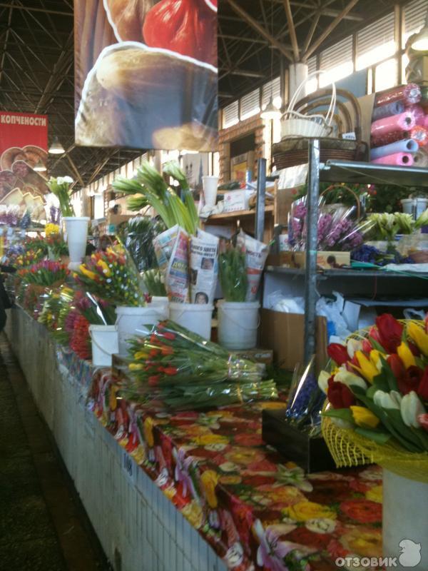 Рижский рынок часы работы цветы
