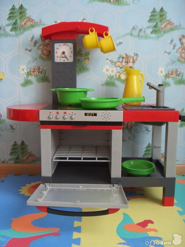 отзывы о детской кухне тефал дождик