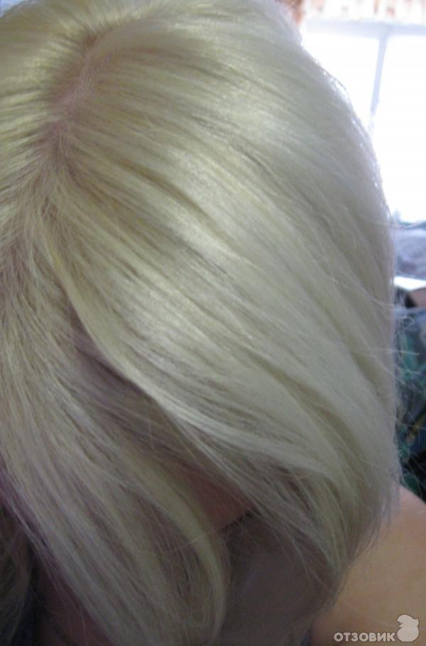 Краска для волос блонд-отзывы