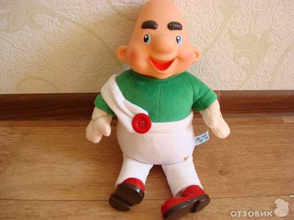 Советская игрушка карлсон